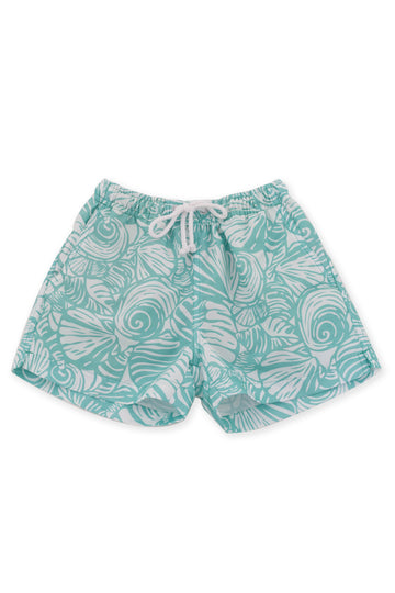 Tropical SwimTrunk - By The Sea Bali
