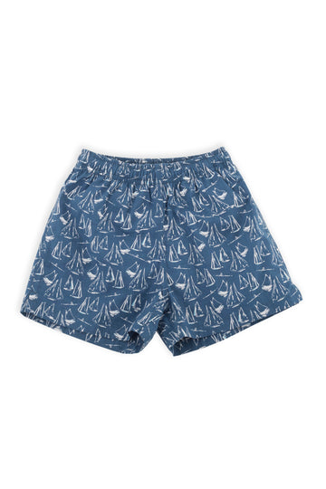 By The Sea Bali Guapi Short Navy