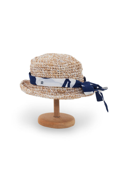 Bali Straw Hat Natural - By The Sea Bali