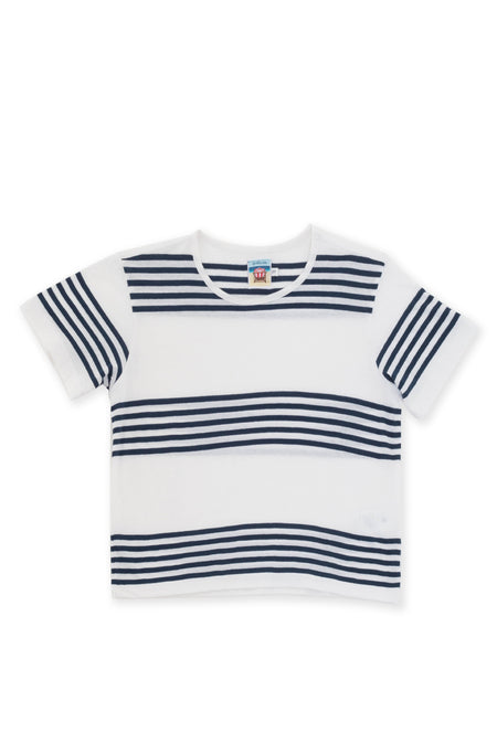 Kids Basic T-Shirt Blue