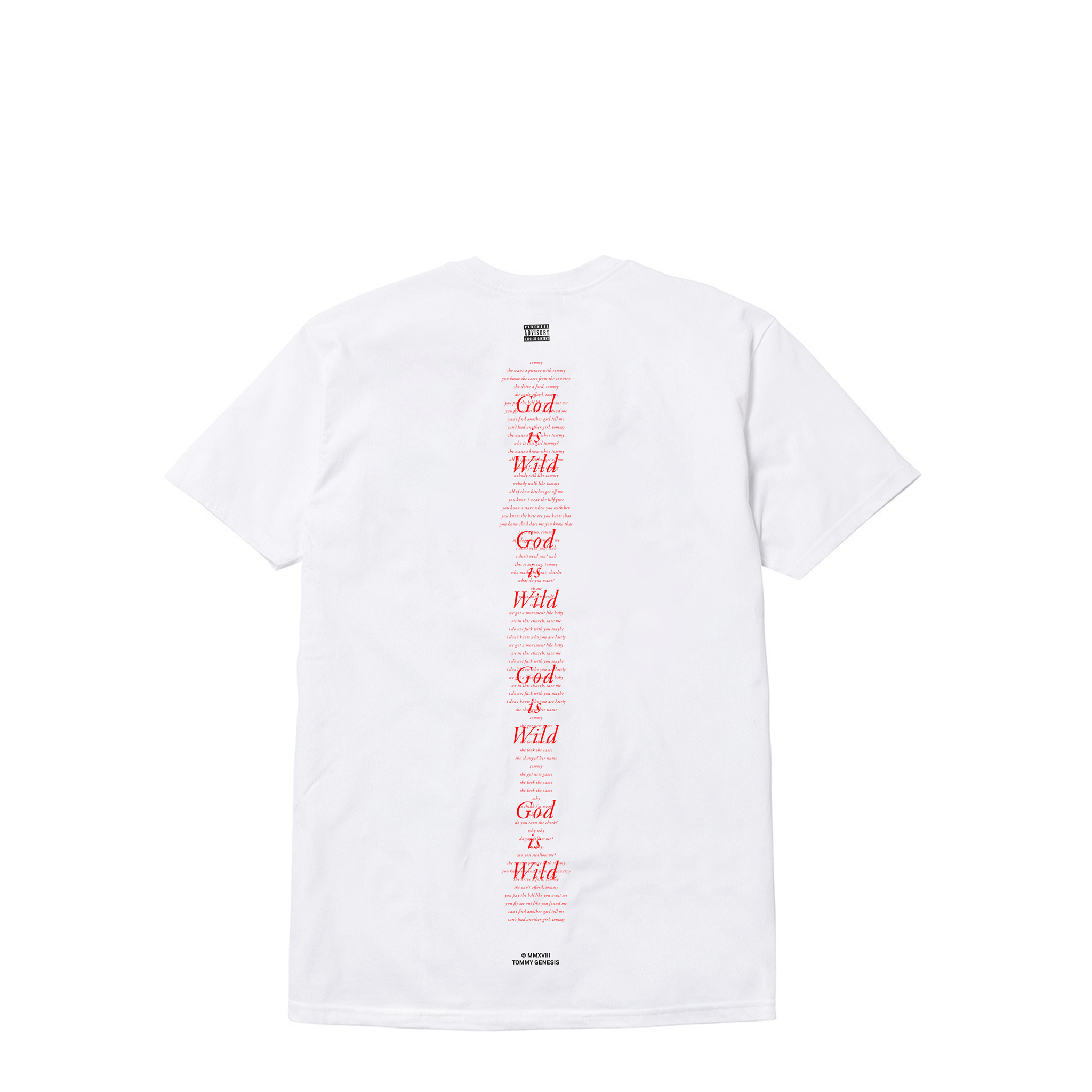"""Tommy"" Tee"