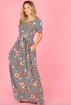 Alexia Maxi Dress - The Darling Style - Modest Dresses
