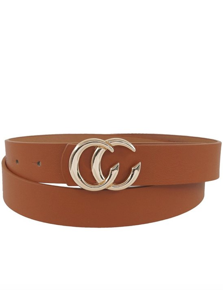 Esley Belt - In Tan
