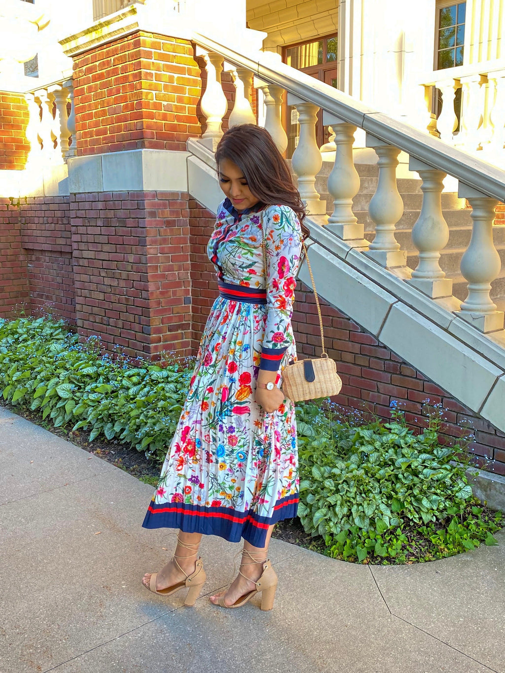 The Reina Dress - The Darling Style - Modest Dresses