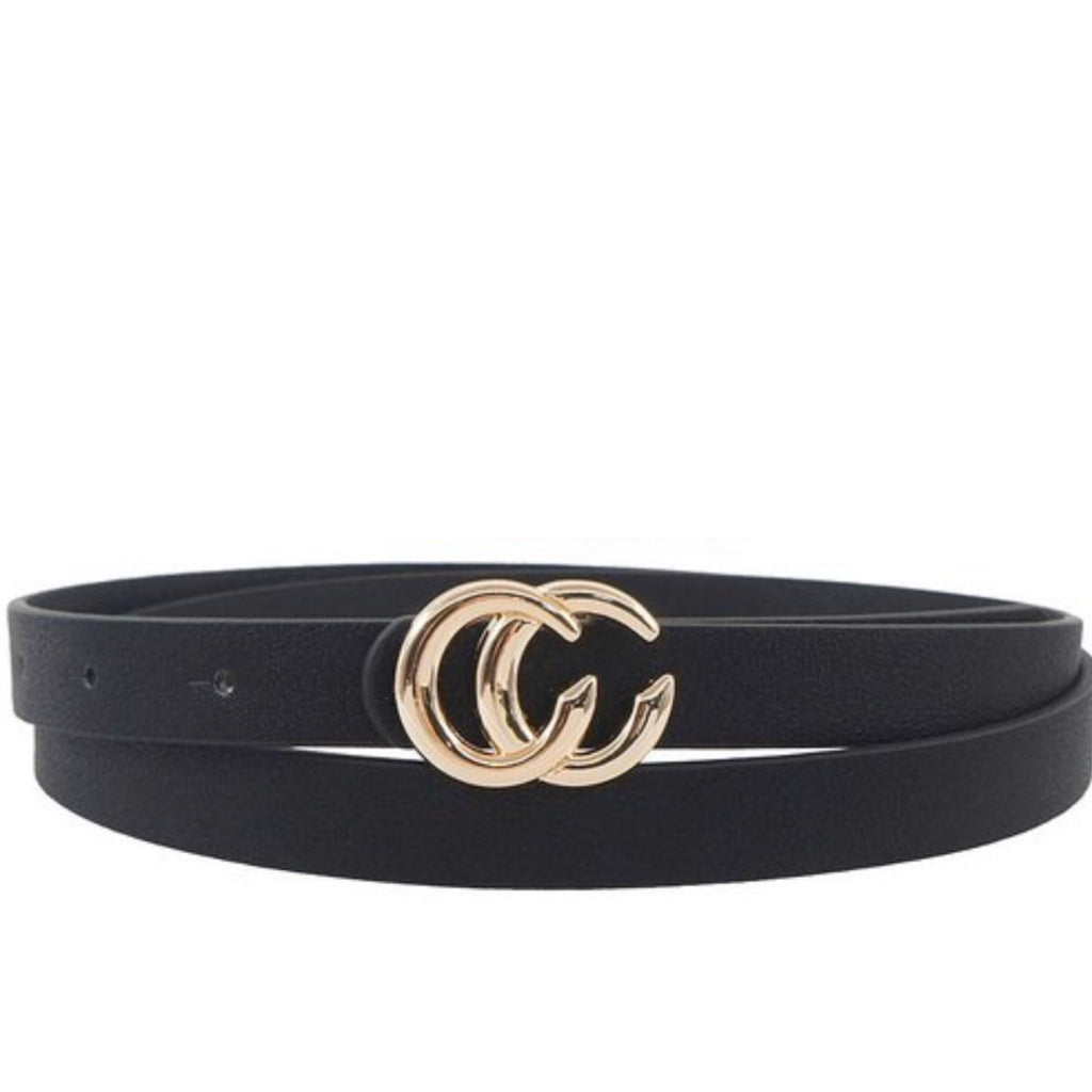 Esley Belt - In Black