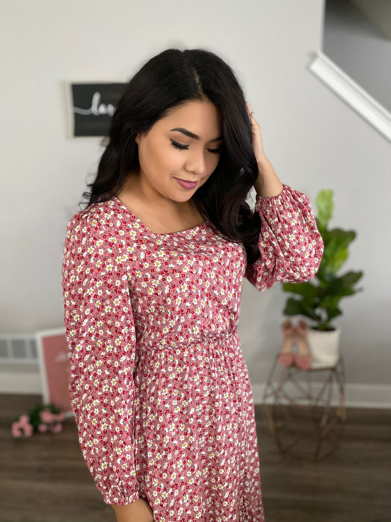 The Blushing Dress - The Darling Style - Modest Dresses
