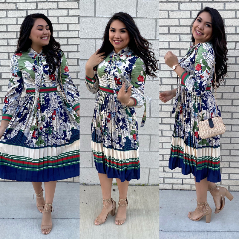 The Hampton Dress - The Darling Style - Modest Dresses