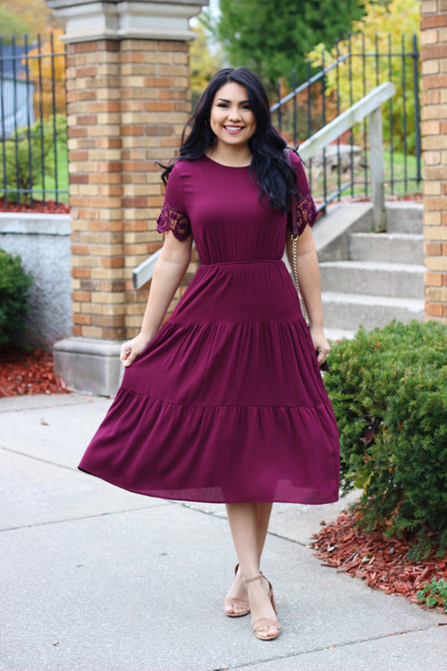 The Elizabeth Dress