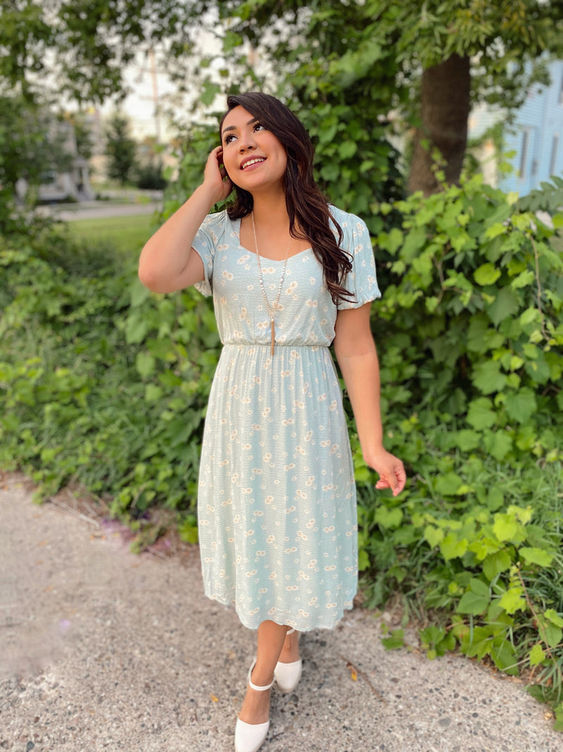 The Daisy Dress - The Darling Style - Modest Dresses