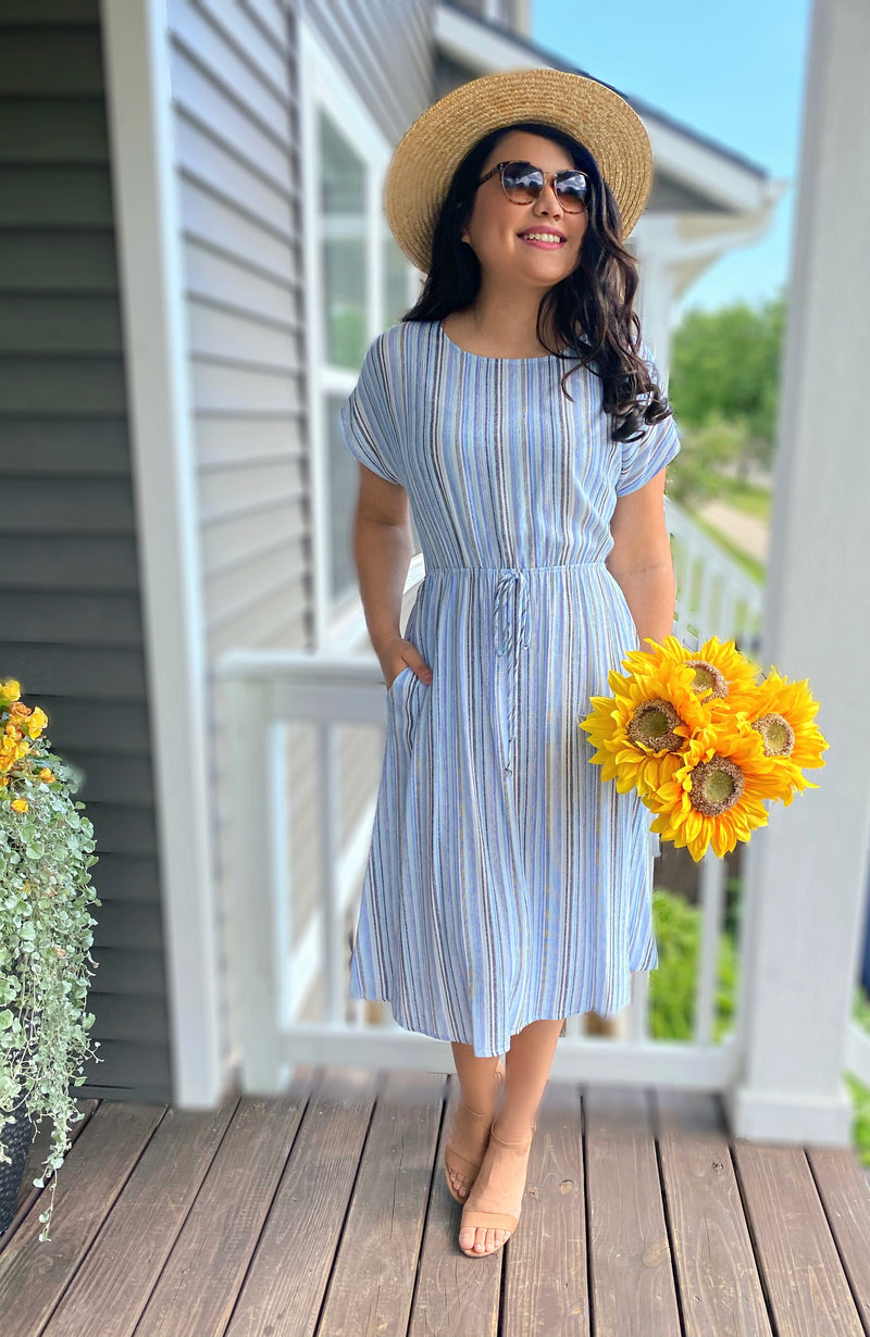 Coastline Dress - The Darling Style