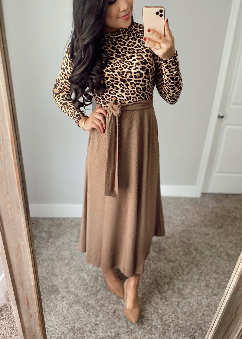 The Cambridge Dress - Mocha