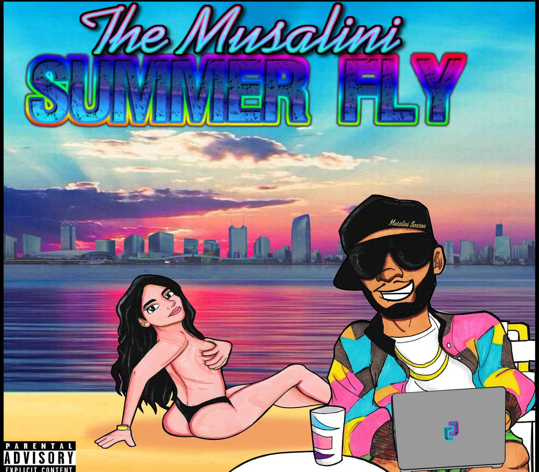 Summer Fly CD