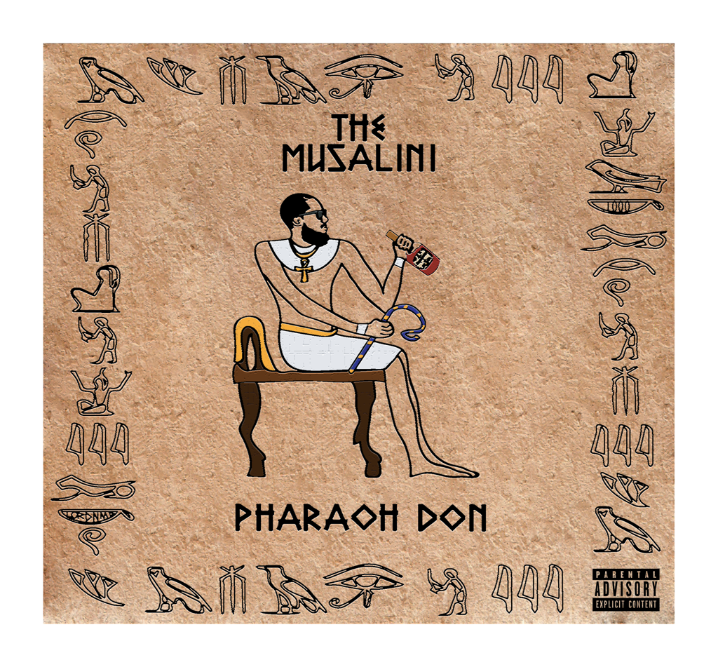 Pharaoh Don Physical CD (Pre Order)