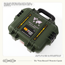 "GRVTY x SoundCloud ""Noise Research"" Protective Capsule - GRVTY"