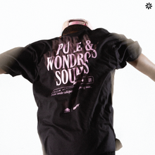 "GRVTY x SoundCloud ""Pure & Wondrous Sounds"" Tee (Black) - GRVTY"
