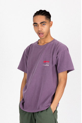GRVTY Projects 'Dynasty' Tee (Purple)