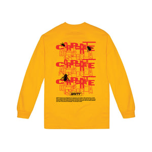 "GRVTY ""Corporate Hysteria"" L/S - GRVTY"