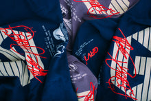 GRVTY Projects 'Dynasty' Tee (Navy Blue) - GRVTY