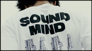 "GRVTY ""Sound Mind / Sound Body"" Tee"