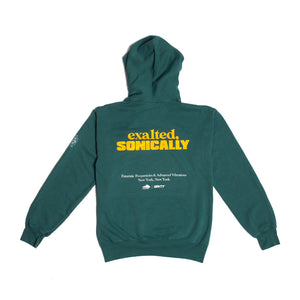 "GRVTY x SoundCloud ""Exalted"" Hooded Pullover - GRVTY"