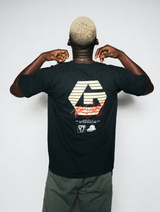 GRVTY Projects 'Dynasty' Tee (Black) - GRVTY
