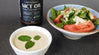 Tahini Mint and MCT Oil Salad Dressing