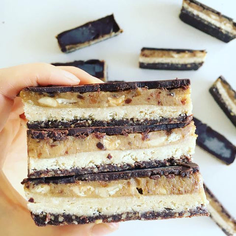 Raw vegan snickers slice coconut magic raw snickers is one of the most popular raw desserts i have ever known and we have the simple all raw all vegan recipe now available for you here forumfinder Images