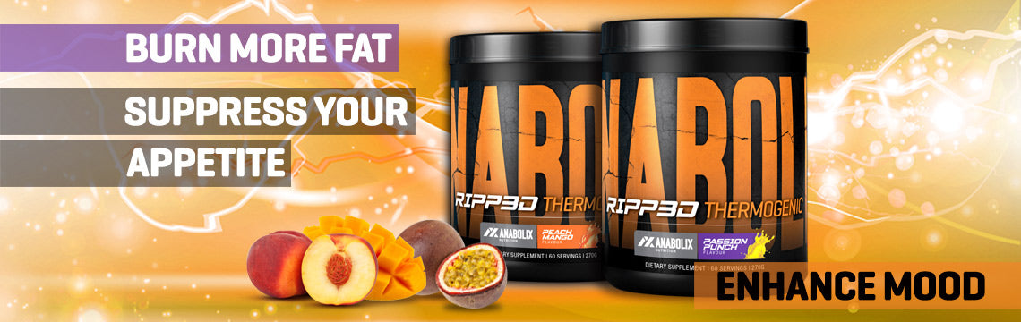Anabolix Ripp3d Fat Burner