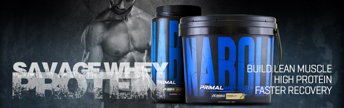 Anabolix Primal Savage Whey Protein