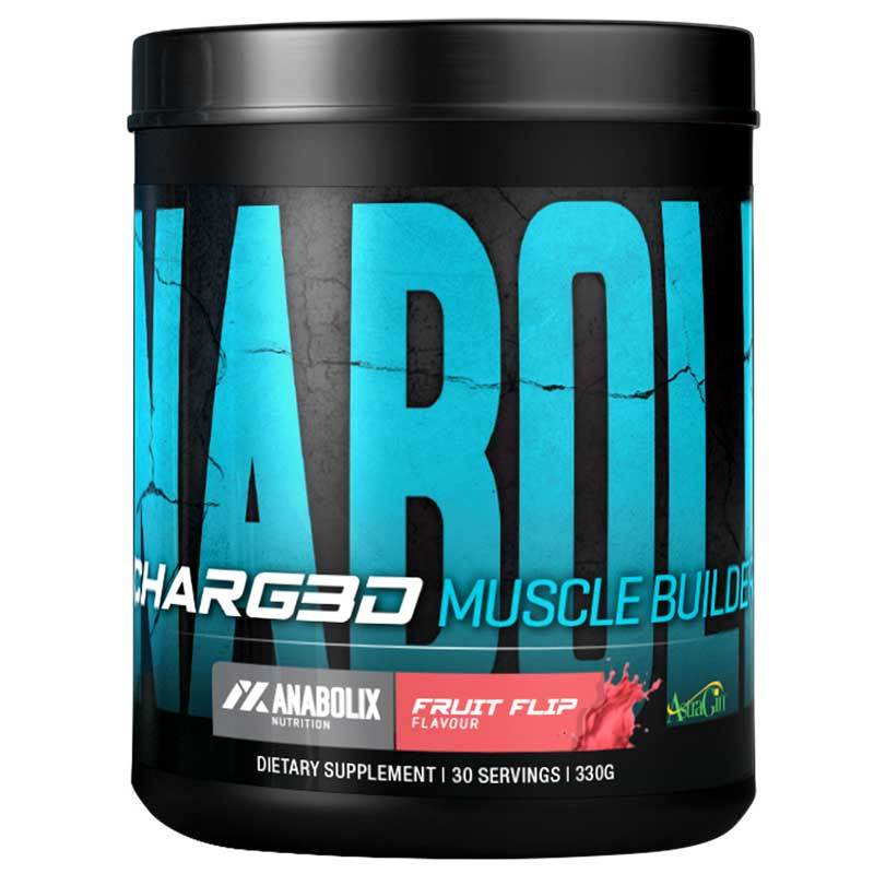 Charg3d - Muscle Builder