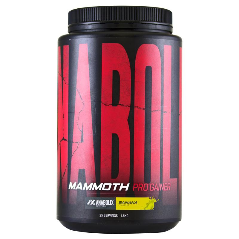 Mammoth - Pro Gainer Protein