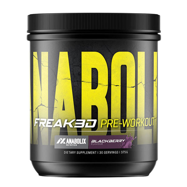 Freak3d - Pre Workout