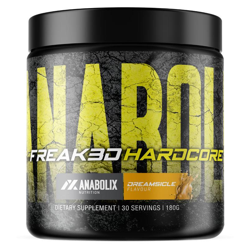 Freak3d Hardcore - Pre Workout