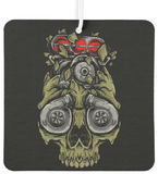 Turbo Snail / Cyber Skull Air Freshener