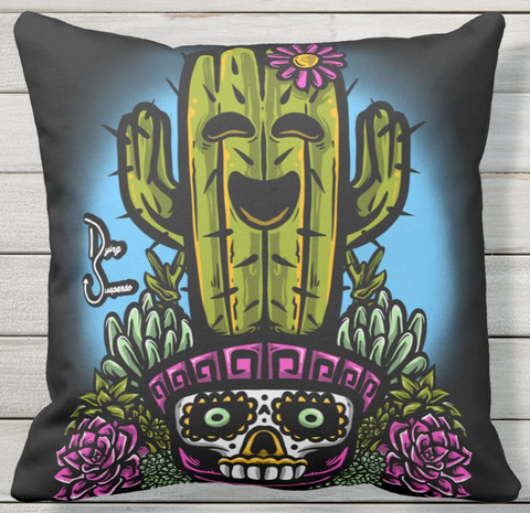 Succulent Pillow V1