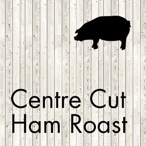 centre cut ham roast