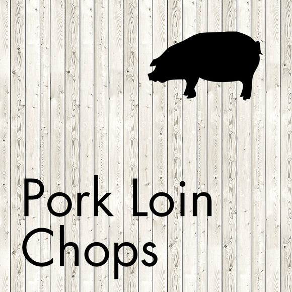 pork loin chops
