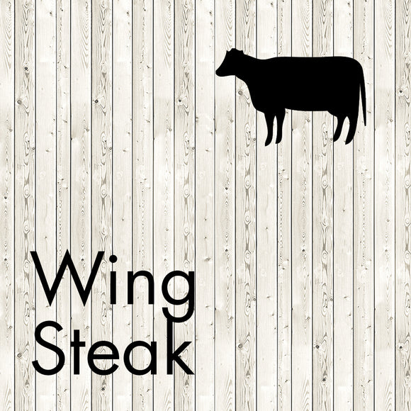 wing steak
