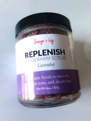Replenish Underarm Scrub