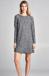 Tunic Sweatshirt Dress
