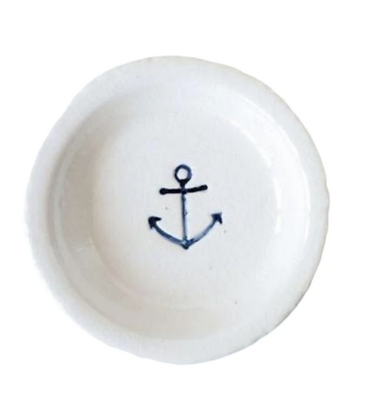 Anchor dish 5""
