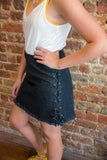 Nova Lace Up Skirt