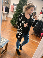 Cary Cheetah Cardigan