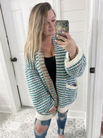Carolina Cuddle Cardigan
