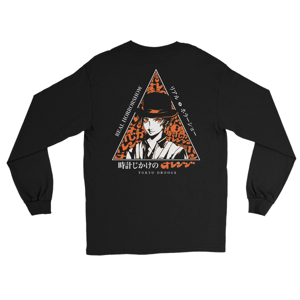Alex - Horrorshow - Black Longsleeve