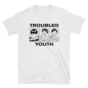 Akira - Troubled Youth - White