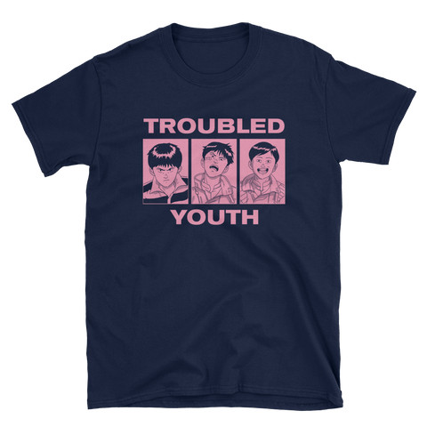 Akira - Troubled Youth - Navy