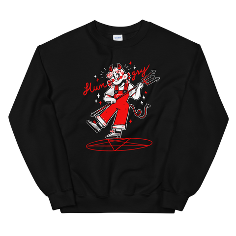 Beanpolice - Artist Collaboration - Devil Peko - Sweatshirt