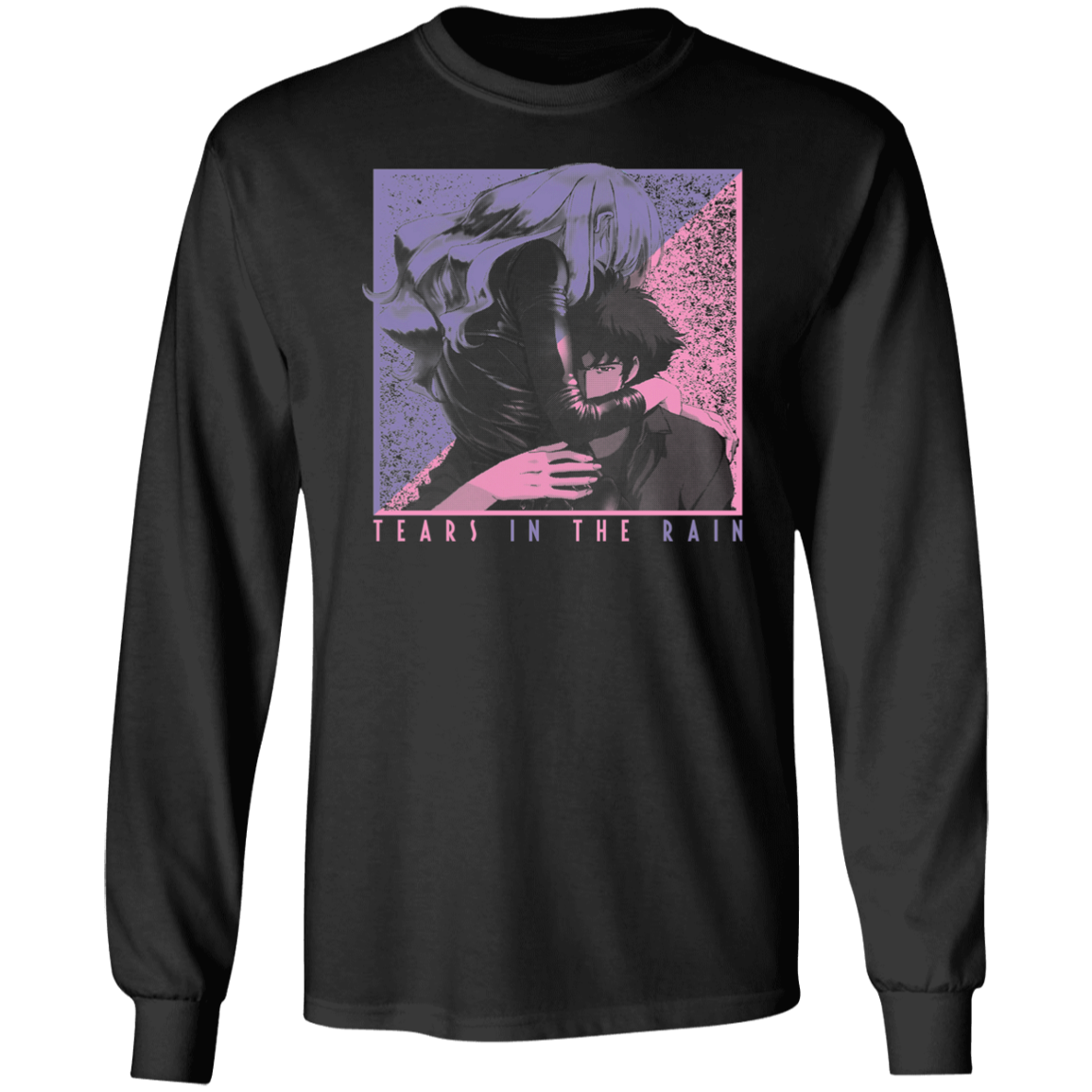 Sad Romance - Spike & Julia - Tears in the Rain Longsleeve