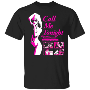 Call Me Tonight - Pink Noise Vol.1 - Black